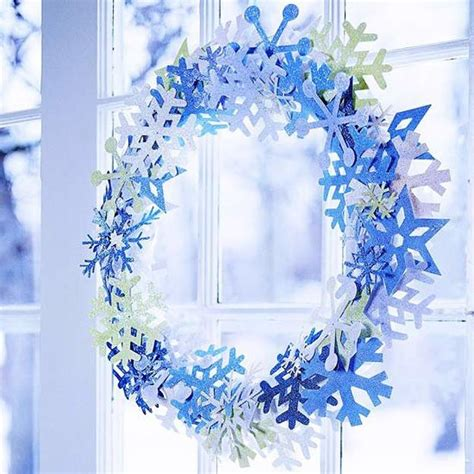 blue  white christmas colors elegant cool color