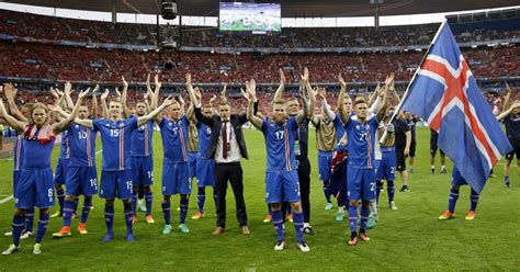 Iceland Makes History Qualifying For The Fifa