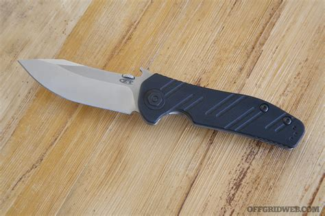 Knives Reviews by Zt 0630 Knife Review Recoil Offgrid