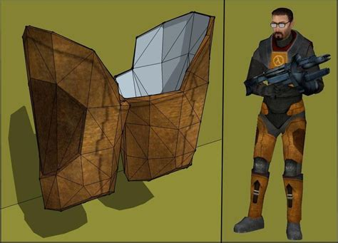 Thigh Armor Template by Hev Thigh Armor Papercraft By Tektonten On Deviantart