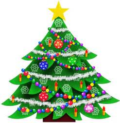transparent christmas tree clipart picture cliparts co