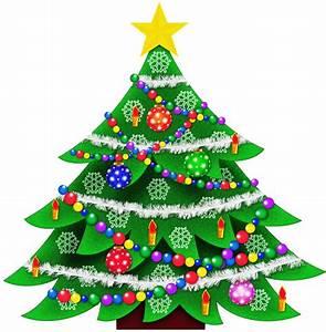 Christmas Tree Free Clipart Many Interesting Cliparts