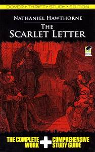 The Scarlet Letter  Study Guide Edition