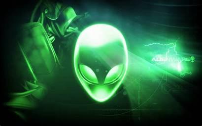 Alienware Promise Rg Reloaded 2009 Background Ufo