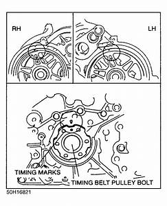1999 Mazda Millenia Serpentine Belt Routing And Timing