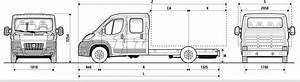 Fiat Ducato Dimensions Exterieures : fiat ducato blueprint download free blueprint for 3d modeling ~ Medecine-chirurgie-esthetiques.com Avis de Voitures