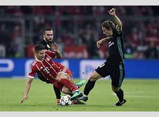 Five things we learned from Bayern Munich vs Real Madrid