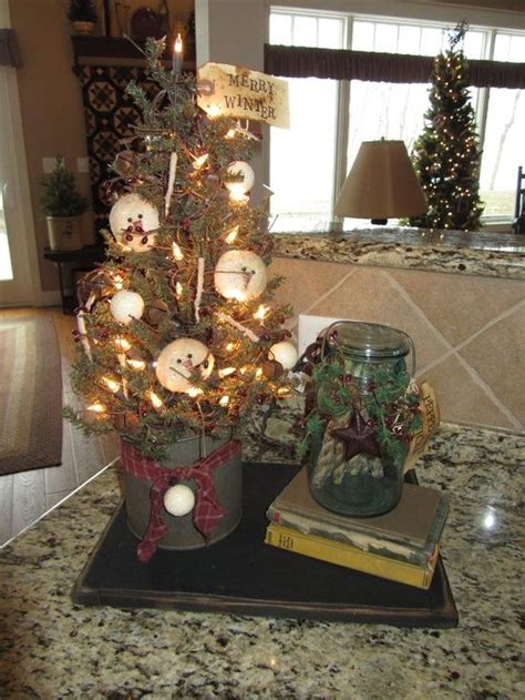 christmas primitive decorating ideas primitive