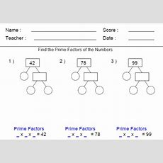Gain Familiarity With Factors And Multiples  4th Grade Math  Math Chimp