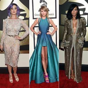 Grammys 2015 Red Carpet Dresses | POPSUGAR Fashion