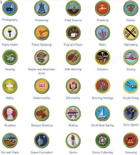 eagle required merit badges public merit badge list boy scout troop 142 bardstown kentucky