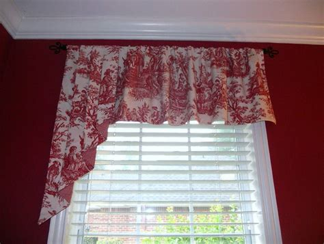 inspirational themes  red kitchen curtains interior design inspirations