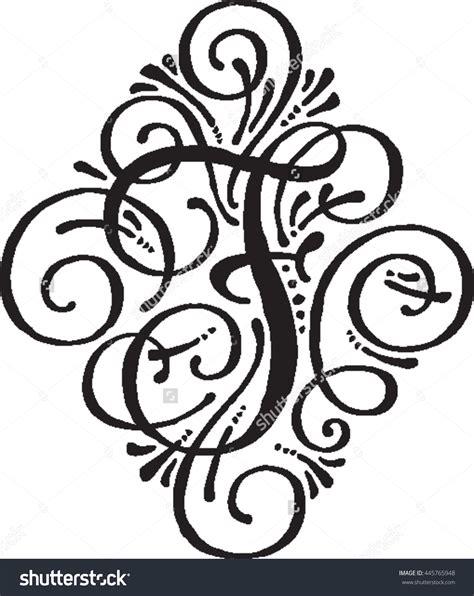 clipart letter  monogram clipground