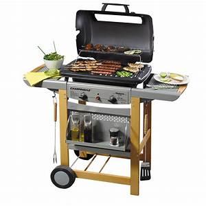 Barbecue Gaz Et Charbon : barbecue weber gaz ~ Dailycaller-alerts.com Idées de Décoration