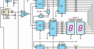 Afx Slot Car Lap Counter Circuit Diagram