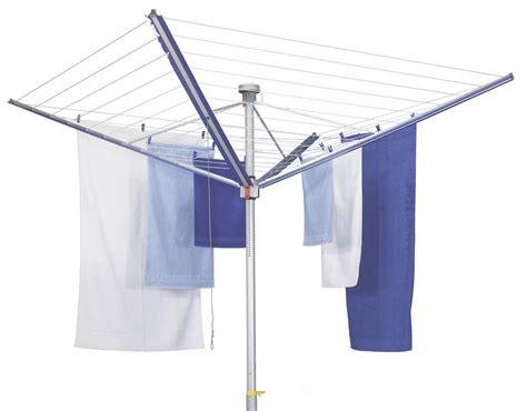 lady rotary outdoor umbrella clothesline