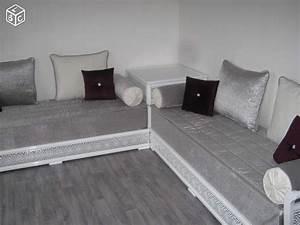 Salon Marocain Blanc : accessoire salle de bain marocain recherche google mon ~ Nature-et-papiers.com Idées de Décoration