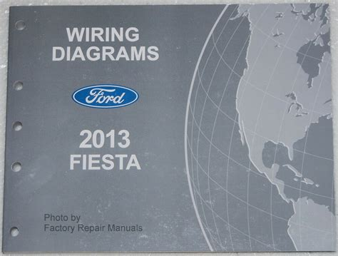 2013 Ford Fiestum Wiring Diagram by 2013 Ford Electrical Wiring Diagrams Factory Shop