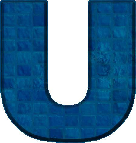 alphabets blue tile letter