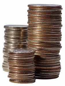 Stack Of American Coins | www.pixshark.com - Images ...