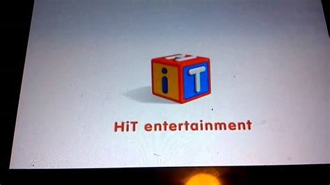 Hit Entertainment Logo From Thomas And Friends
