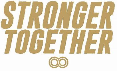 Stronger Together Moore Clubs Sticker Giphy Fuertes