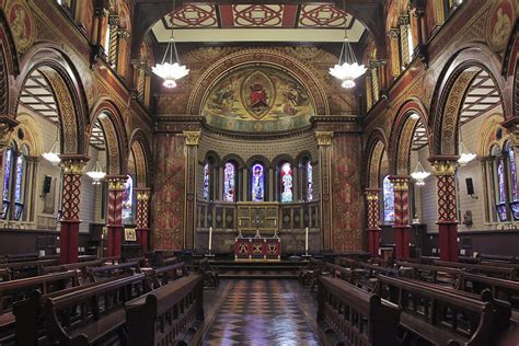 King's College London Chapel in Pictures