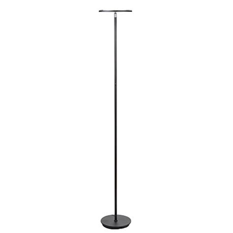 dimmable led torchiere floor l brightech sky led torchiere floor l dimmable super