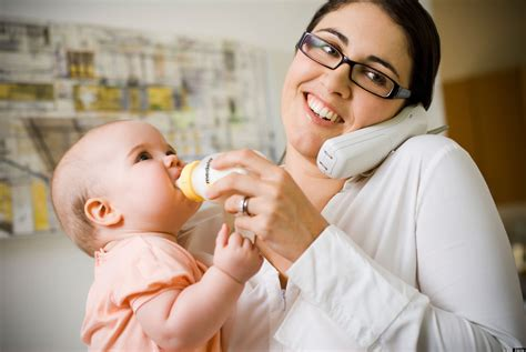 7 Things Never To Say To A Stayathome Mom Huffpost