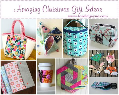 Free Gift Sewing Tutorials