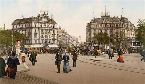 Berlin 1900 und heute
