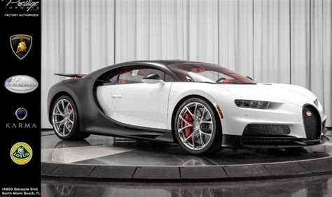 At the 2016 geneva motor show bugatti introduced their amazing chiron model, continuing the legacy of the veyron. 2019 Bugatti Chiron in North Miami Beach, FL, United States for sale (10454245)