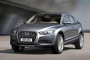 Futur Audi Q3 : audi q3 futur rival du bmw x1 et de la mini crossman le r dacteur auto ~ Medecine-chirurgie-esthetiques.com Avis de Voitures