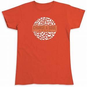 Dane County Humane Society Orange T-Shirt   Ink to the ...