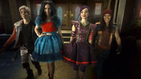 descendants  tentacle tease disney video