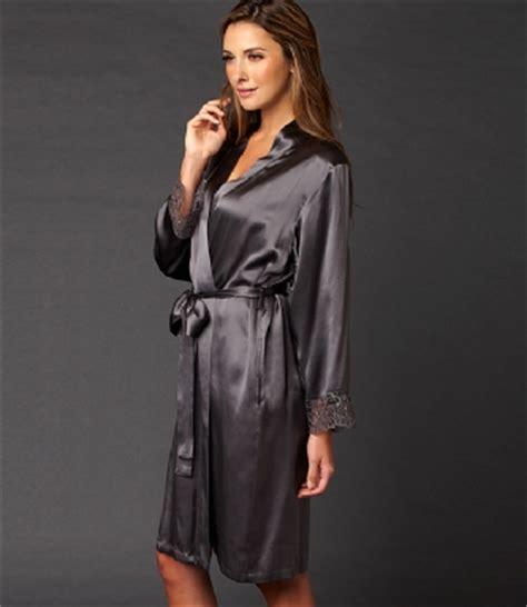 robe de chambre femme soie peignoir en soie jeanine insilk soie