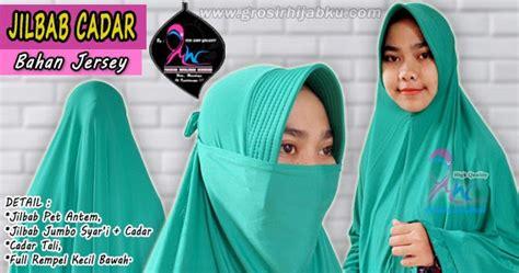 jilbab cadar terbaru model syari modis  murah