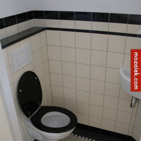 toilet tegels rotterdam 25 beste idee 235 n over zwarte tegels op pinterest zwarte