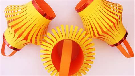 How To Make A Colorful Diwali Lantern  Diy Diwali Lantern