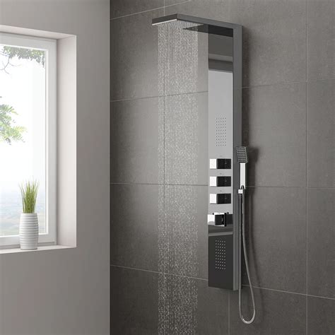 shower panels reviewed luxury  home