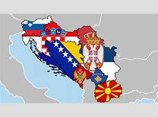 The 7 modernday countries that used to be Yugoslavia