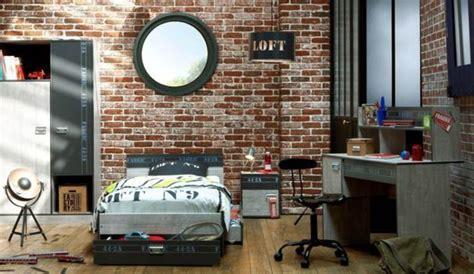 chambre ado style industriel deco chambre ado style industriel visuel 5