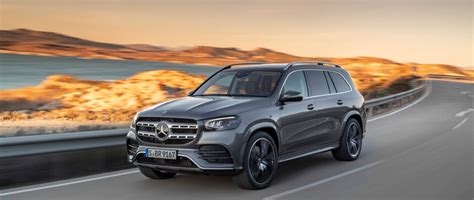 Review Mercedes Gls Class by The New Mercedes Gls