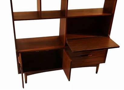 Divider Modern Bookcase Mid Century Hutch Furniture