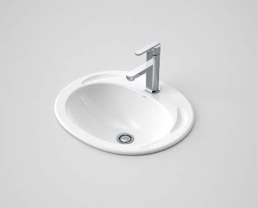 Buy Caroma inset Concorde Vanity Basin at Accent Bath for