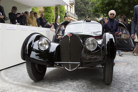 The 75 year history of each bugatti atlantic is entertaining conjecture for any bugatti enthusiast. Bugatti Type 57SC Atlantic