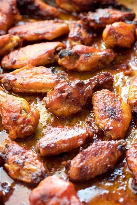 baked piri piri chicken wings homemade hooplah