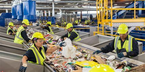 edco opens  recycling facility  escondido calif