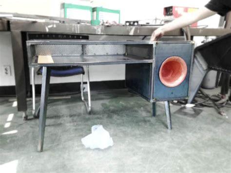 le bureau retro projet étudiant le bureau soundbow rétro par jina u