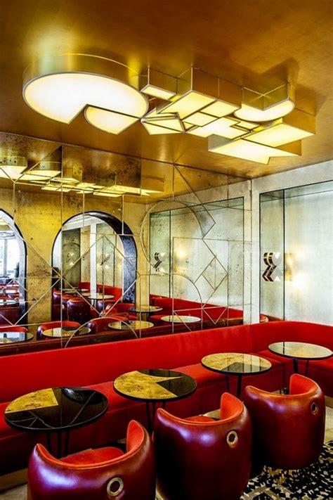 cafe francais exclusive design  india mahdavi news